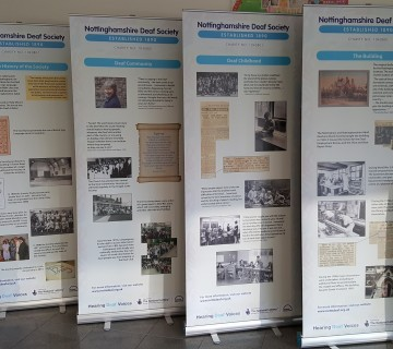 Exhibition at Loxley House
