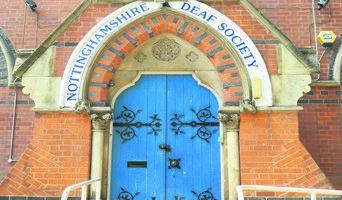 front door building